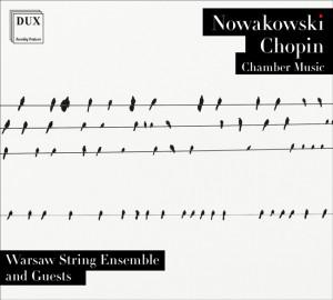 Jozef Nowakowski cd cover