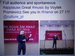Voytek Proniewicz in Vietnam