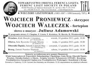 Afisz_Waleczek_13_XII