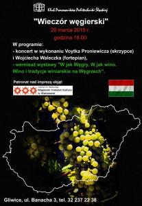 Gliwice Węgry
